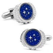 Star Trek UFP Cuff Links