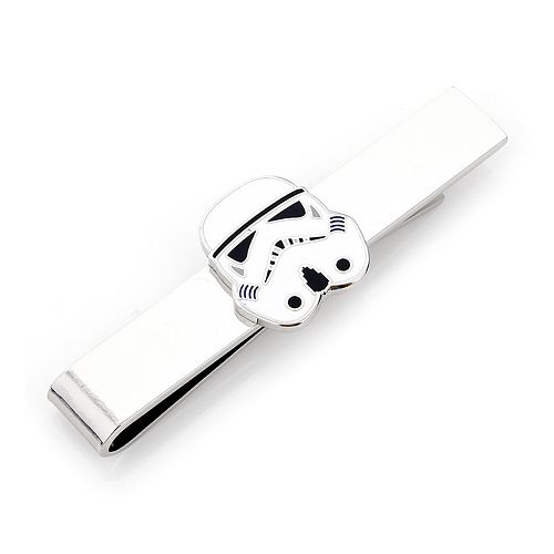 Star Wars Storm Trooper Tie Bar