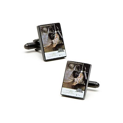 Star Wars Episode 4 Poster Cuff Links
