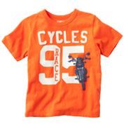 OshKosh B'gosh Cycles Tee - Boys 4-7x