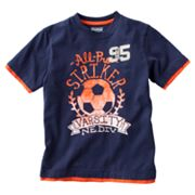 OshKosh B'gosh Mock-Layer All-Pro Striker Tee - Boys 4-7x