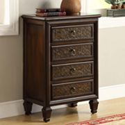 Monarch Bombay Chest