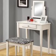Monarch 2-pc. Zebra Vanity Set