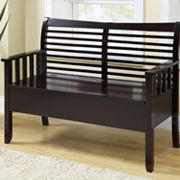 Monarch Storage Bench