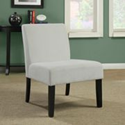 Monarch Diamond Velvet Accent Chair