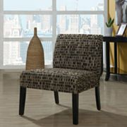 Monarch Brick Accent Chair