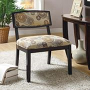 Monarch Circle Accent Chair