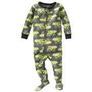 Carter's Dump Truck Footed Pajamas - Baby