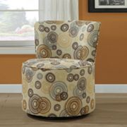 Monarch Swivel Accent Chair