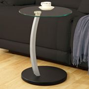 Monarch Bentwood Accent Table