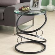 Monarch Circle Accent Table