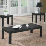 Monarch 3-pc. Coffee Table and End Table Set