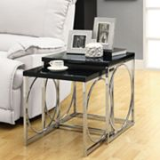 Monarch 2-pc. Nesting Table Set