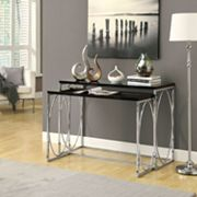 Monarch 2-pc. Console Table Set