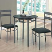 Monarch 3-pc. Bistro Set