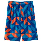 Tony Hawk Geometric Mesh Shorts - Boys 8-20