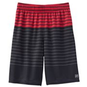 Tony Hawk Striped Mesh Shorts - Boys 8-20