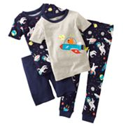 Carter's Space Pajama Set - Baby