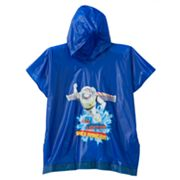 Disney/Pixar Toy Story Buzz Lightyear Rain Poncho - Boys