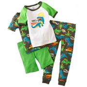 Carter's Dad's Little Monster Pajama Set - Baby