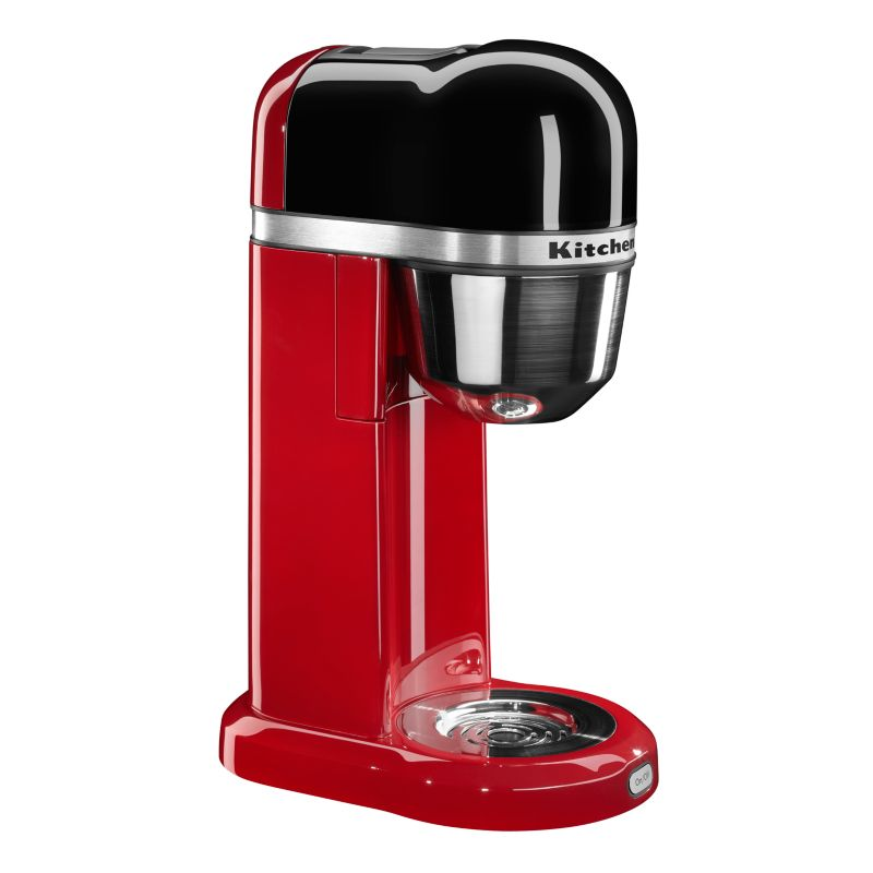 KitchenAid 4-Cup Personal Coffee Maker Empire Red