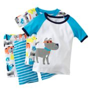 Carter's Dog Pajama Set - Baby