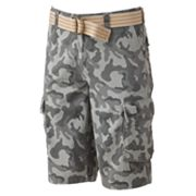 Urban Pipeline Camouflage Pinfaille Cargo Shorts - Men