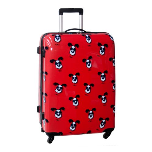 Ed Heck Luggage, Looking Cool 28-in. Hardside Spinner Upright