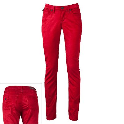 Rock and Republic Berlin Color Skinny Corduroy Pants