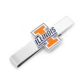Illinois Fighting Illini Tie Bar