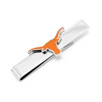 Texas Longhorns Tie Bar