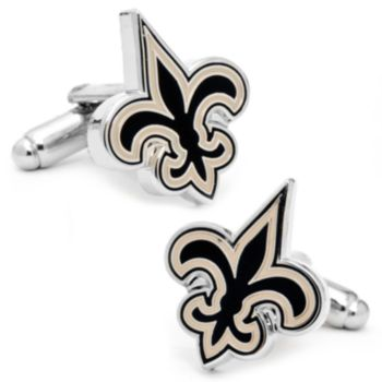 New Orleans Saints Cuff Links