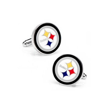 Pittsburgh Steelers Cuff Links