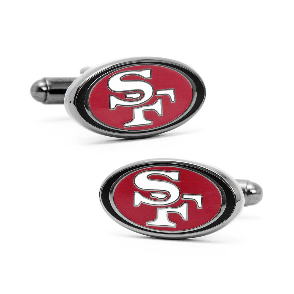 San Francisco 49ers Cuff Links