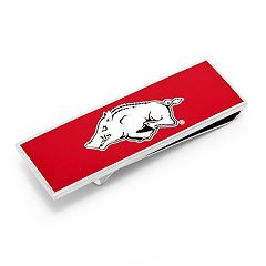 Arkansas Razorbacks Money Clip