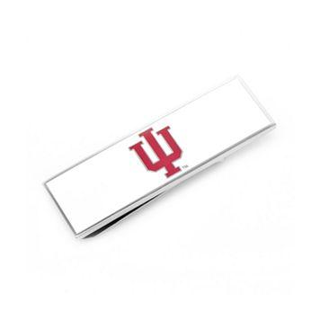 Indiana Hoosiers Logo Money Clip