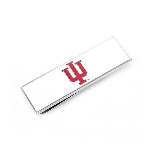 Indiana Hoosiers Logo Money Clip
