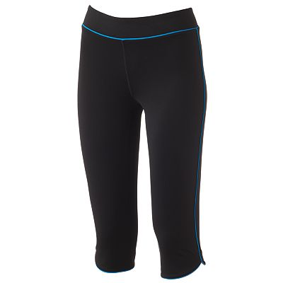 Jockey Sport Pedal Pusher Capri Leggings