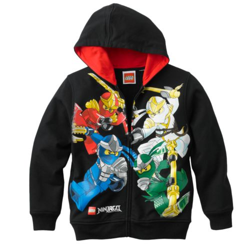 Ninjago Fleece