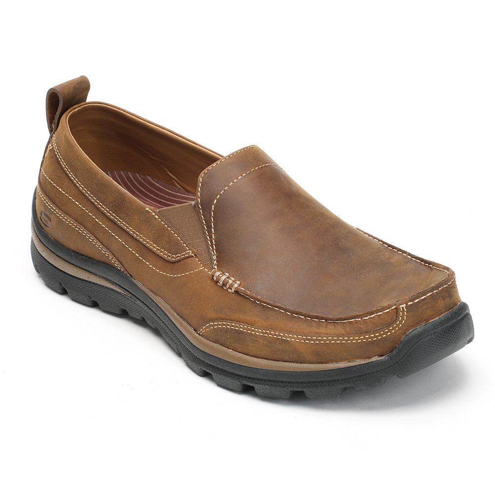 Skechers® Relaxed Fit Gains Men's Loafers