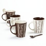 Home Essentials 8-pc. Coffee Mug Set