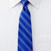 Arrow Sleek Striped Tie