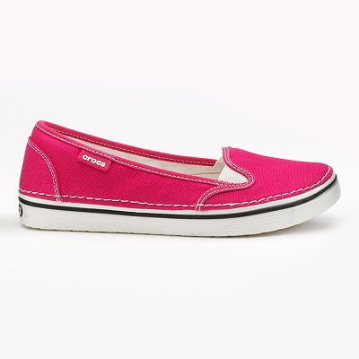 Crocs Hover Slip-On Shoes - Women