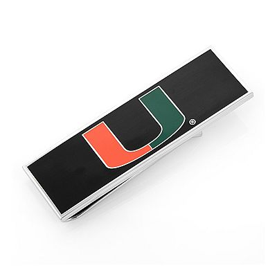 Miami Hurricanes Money Clip