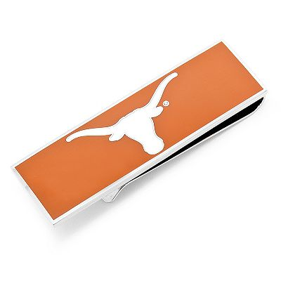 Texas Longhorns Money Clip