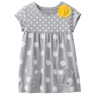 Carter's Polka-Dot Tunic - Girls 4-6x