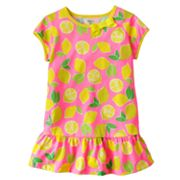Carter's Lemon and Lime Tunic - Girls 4-6x