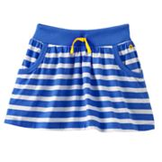 Carter's Striped Knit Scooter - Girls 4-6x