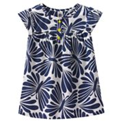 Carter's Butterfly Woven Top - Girls 4-6x