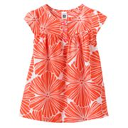 Carter's Floral Woven Top - Girls 4-6x